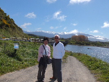 ゴルフ、市内観光など1ヶ月余りのニュージーランドステイ.JPG